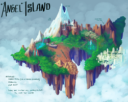 Map: Angel Island by knockabiller