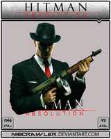Hitman Absolution Icon v4 by Ni8crawler
