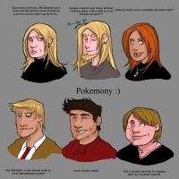 Moje pokemony I by Renifer