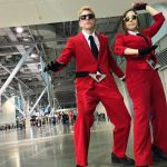 Team Flare Cosplay by craftysorceress