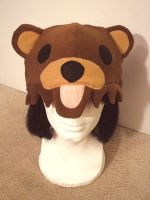 Commission: Pedobear hat v.2 by Red-Flare