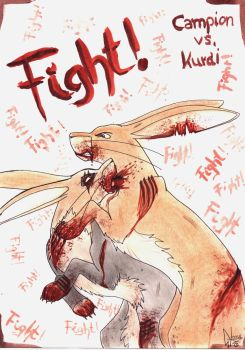FIGHT! by Nesuki