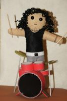 Schneider felt doll by thessias