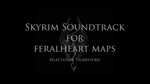 Skyrim love for FH maps by TigresToku