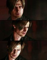 Leon Faces by living-end