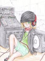 1. Music by Super-Annedroid