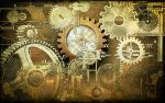 Steampunk Background STOCK by ValerianaSTOCK
