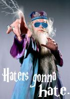 Haters Gonna Hate by ExtremeNikita