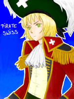 Pirate Swiss by Nekohonde