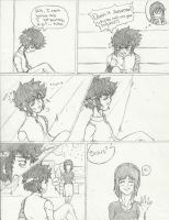 Start of A Beautiful Friendship (pg 1) by chrisolian