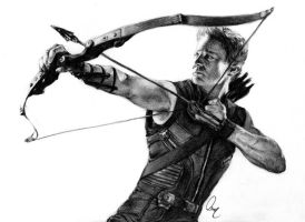 Hawkeye by Define-X