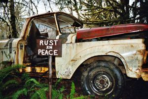 Rust in Peace by Dobson