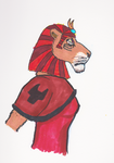 Concept Character-Sekhmet Bast by DRYeisleyCreations