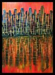 Cityscape Abstract by peimar