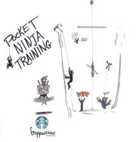 Pocket Ninja Training - Cup by SurfTiki