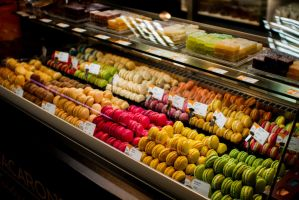 Macarons by Freacore