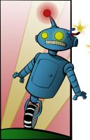 Updated Robot. by chip14