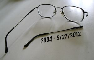 Goodbye to my old Spectacles by vincent-h-nguyen