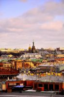 Sankt Petersburg. by Fiedka