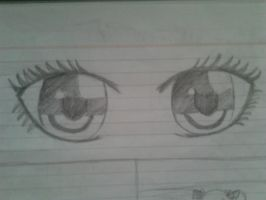 eyes by cookielover1275