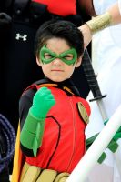 Damian By Danny Hunter 3 by ComicChic19