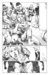 The Little Mermaid #3 pencils page 21 by mikemaluk