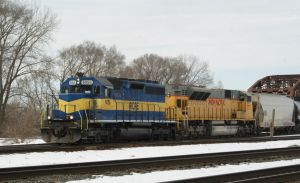 RCPE leading CSX Oil/Ethanol EB by JamesT4