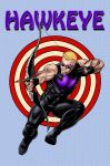Hawkeye by statman71