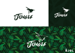 Logo Be Jungle by Jayleloobee