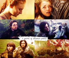 3 game of thrones psds. by jessramblings