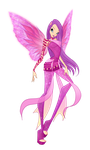 Winx: Altair Dreamix by DragonShinyFlame