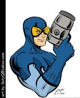Blue Beetle by SatyQ