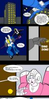 Thundercracker is visiting... by Comics-in-Disguise