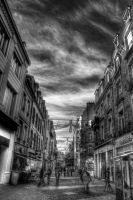 Ghost town by Ptit-bruce
