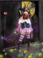 Welcome to halloween town by kasscabel