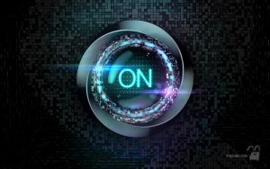 Button (turned on) by krolone