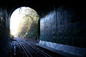 Olympia Tunnel 3 by hyannah77-stock