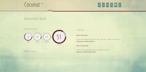 Coconut jQuery Countdown Plugin by Atius-Web-Apps