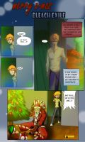 bleach holiday comic by EricuchoValiente