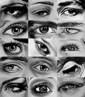 Eye collection by EmilyHitchcock