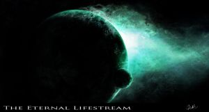 The Eternal Lifestream by Reiku-Rilona