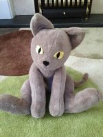 Cat Plushie 1 by Clarobell