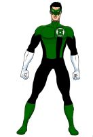 Kyle Rayner Remix by Jorell-Rivera