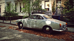 Volkswagen Karmann Ghia by ShadowPhotography