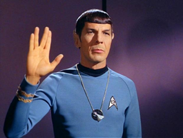 Goodbye Leonard Nimoy, Goodbye Spock by JGreenlees