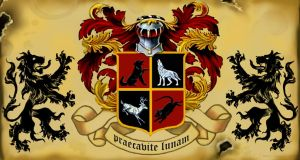 The Marauders' Crest by Whyamithewerewolf