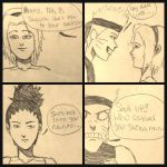 SASUSAKU Feel the noise: part 6 by NarutoGirl99