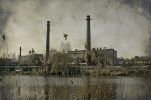 Old Factory by valante