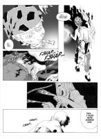 Silent Hill-inspired manga P1 by MarvinDMartian