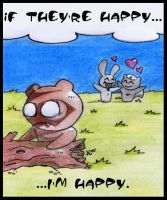 Emonimals 5 - If They're Happy by BubbaHoTep